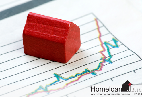 Positive growth in South African house prices