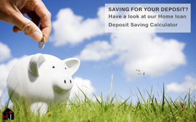 Home Loan Deposit Saving Calculators