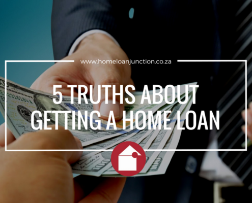 5 truths about getting a home loan