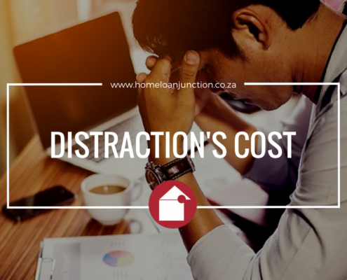 DISTRACTIONS COST
