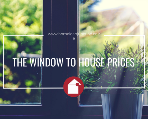 THE WINDOW TO HOUSE PRICES