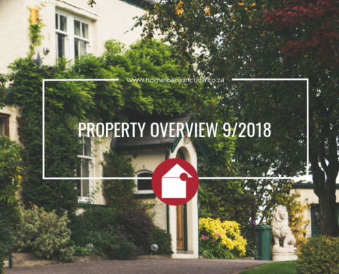 PROPERTY OVERVIEW 9/2018