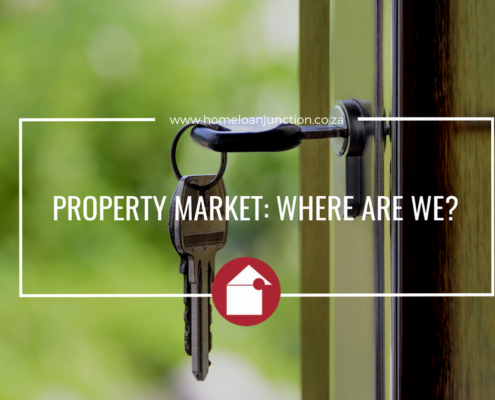 PROPERTY MARKET: WHERE ARE WE?