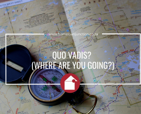 QUO VADIS? (Where are you going?)