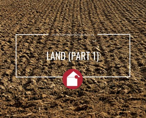 LAND (Part 1)