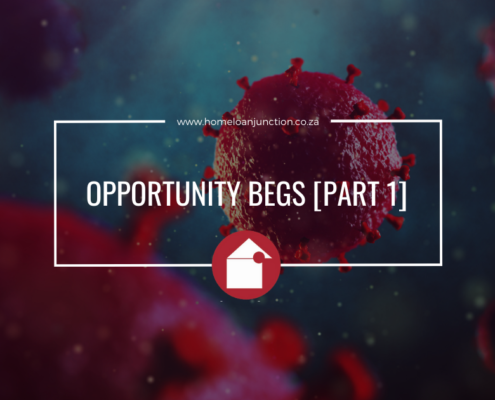 OPPORTUNITY BEGS [Part 1]