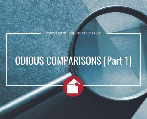 Odious Comparisons Part 1